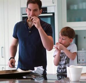 Bevor du es dir schmecken lassen kannst, liegt noch etwas Arbeit vor dir. Aber keine Angst: Es macht Spaß. :-)
