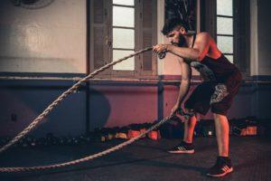 Training, Battle Rope