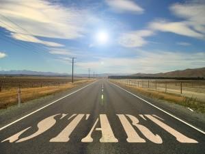Auch die längste Reise beginnt mit dem ersten Schritt. Starte durch und rocke das neue Jahr!