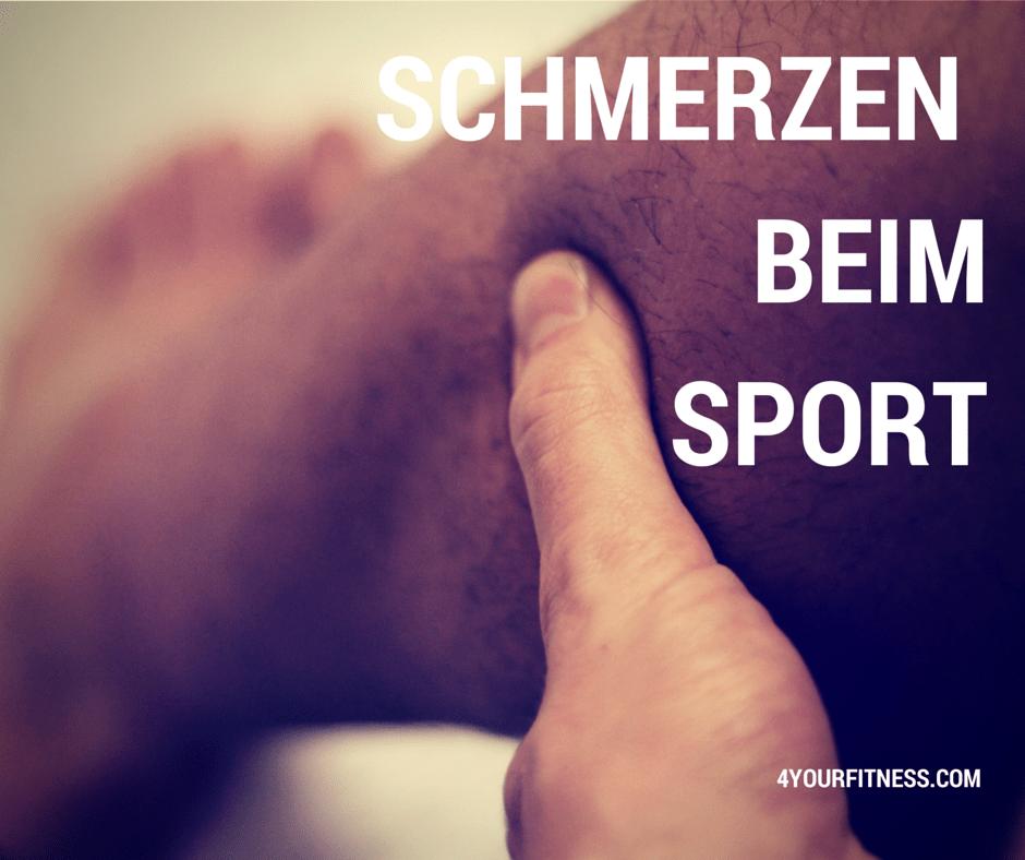 5 Anzeichen körperlicher Beeinträchtigungen beim Sport