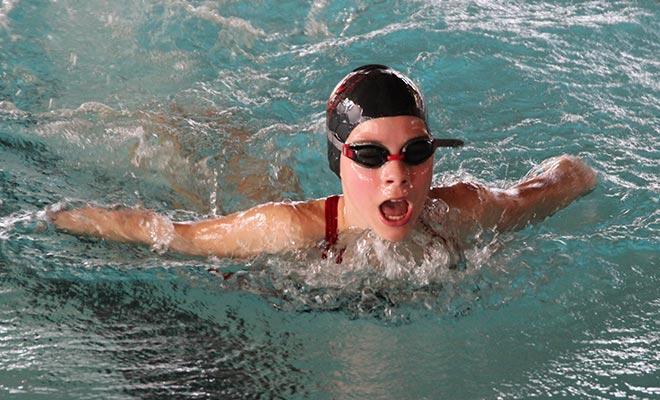 Schwimmen (Bildrechte: Patrick Bauer)