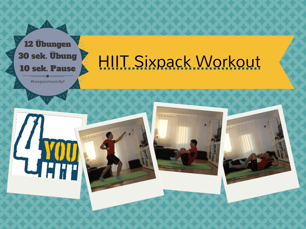 Sixpack Workout HIIT