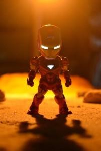 Auf nerdfitness.com dreht sich alles um Superhelden.