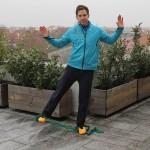 Theraband Workout Übung 6 - Abduktoren