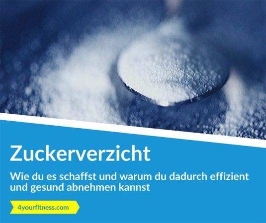 Titelbild, Auf Zucker Verzichten, Blogartikel