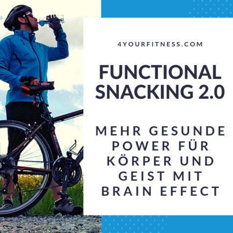 Functional Snacking 2.0: Mehr gesunde Power für Körper und Geist mit BRAINEFFECT [Anzeige]