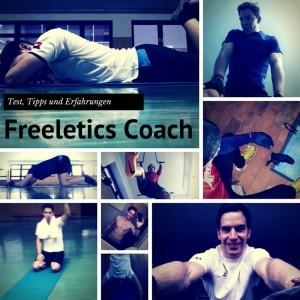 Der Freeletics Coach im Test - mit Tipps und Erfahrungsbericht