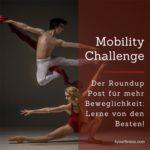 Der Roundup Post für mehr Beweglichkeit: Lerne von den Besten!