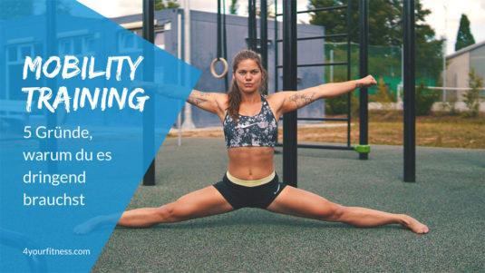 Titelbild Mobility Training Artikel