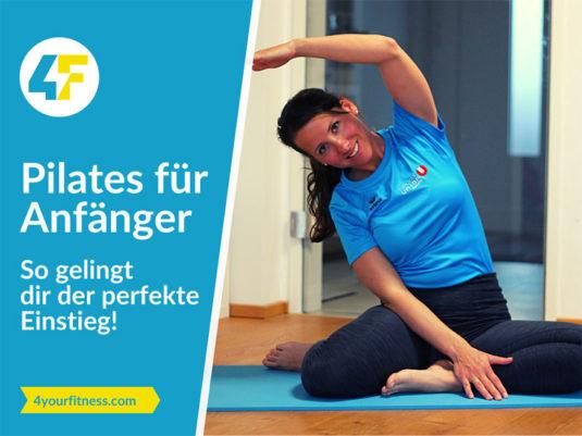 Pilates für Anfänger Titelbild