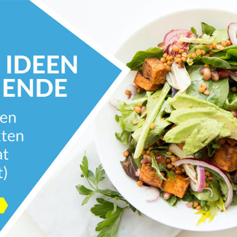 Salat Ideen ohne Ende: In 7 Schritten zum perfekten Power-Salat (mit Rezept)