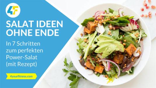 Titelbild Artikel Salat Ideen