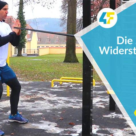 Die 21 besten Widerstandsband Übungen für dein Home Workout