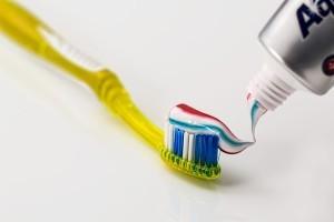 Zähne putzen und Essensaufnahme für diesen Tag abhaken!