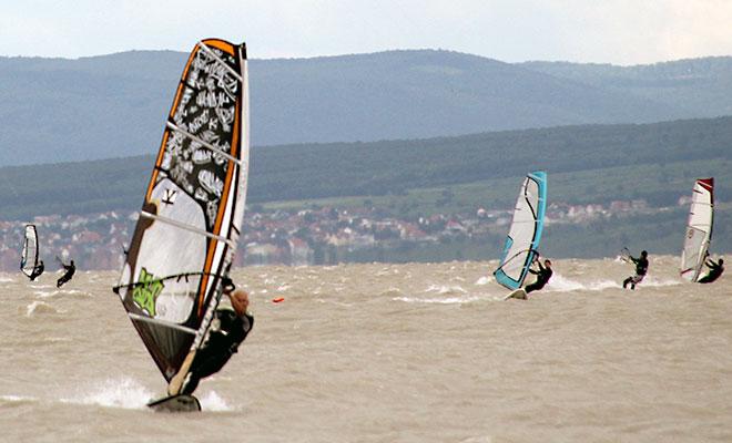 Windsurfen (Bildrechte: Patrick Bauer)