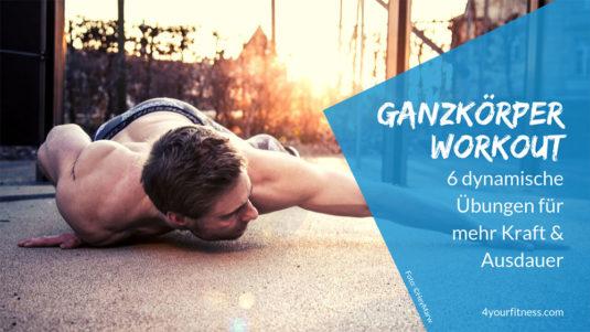 Ganzkörper Workout Titelbild